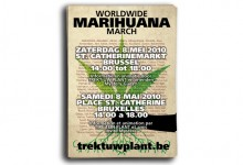 Worldwide Marihuana March 2010