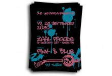 Group Birthday Party Invitations