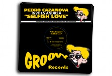 "Groovy Records – ""Selfish Love"" vinyl"